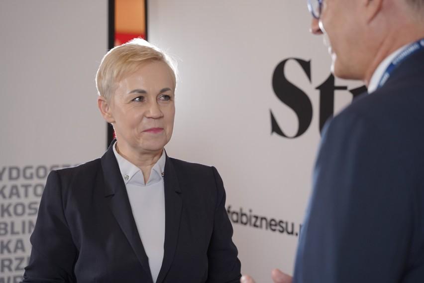 Beata Daszyńska-Muzyczka, prezes Banku Gospodarstwa...