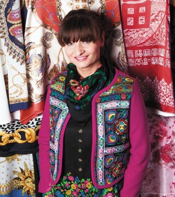 Aby pokazać swoją kolekcję, Aneta założyła bloga i tam prezentuje poszczególne modele.
