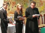 Opłatek i wspólne kolędowanie w auli Katolickiego Uniwersytetu Lubelskiego Jana Pawła II w Stalowej Woli