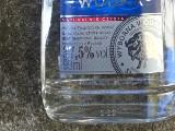 Wódka wprowadzająca w błąd, bo ma za małą objętość i moc