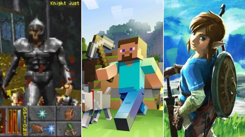 Największe mapy w grach wideo. Gry, które oferują otwarte...
