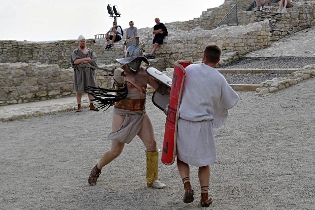 Chleba i igrzysk! Kiedyś były w Rzymie, 24 lipca 2021 r. w Rabsztynie