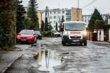 Osiedlowa ulica w Bydgoszczy. Zostanie utwardzona jak wygra głosowanie dwa razy