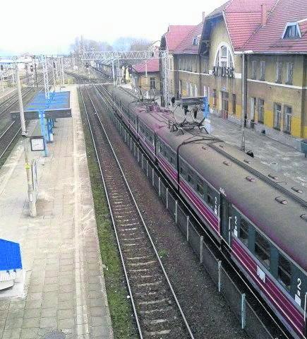 Od stycznia będą tu zatrzymywać się pociągi z i do Suchej