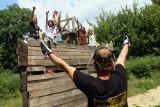Z opóźnieniem, ale jest otwarty. Rezerwat Dzikich Dzieci w Lublinie zaprasza. Zobacz zdjęcia