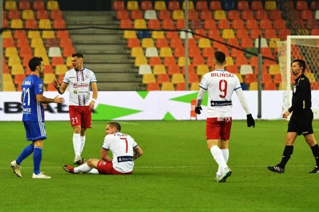 Podbeskidzie rozegrało jedno z najgorszych spotkań w historii swoich występów w Ekstraklasie