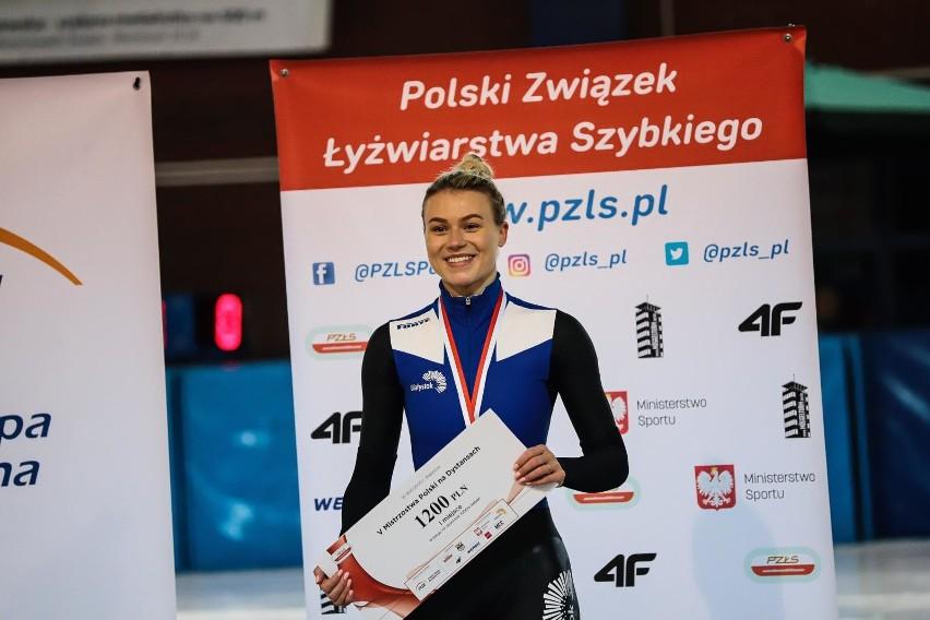 Mistrzostwa Polski w short tracku w Białymstoku