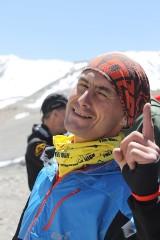 Dariusz Strychalski wraca na trasę. Chce przebiec 500 km, by pomóc chorej dziewczynce