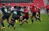 Master Pharm Rugby wygrali za pięć punktów. Brawa dla łodzian za walkę!