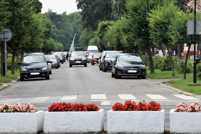 W planach jest m. in. remont tego fragmentu ul. Solankowej, którym zarządza miasto Inowrocław