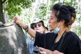 Przewodnicy z Izraela odwiedzili Mielec. Poznawali miejsca związane z historią Żydów [ZDJĘCIA]