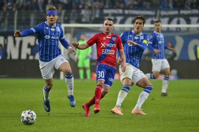 W poprzednim sezonie Lech Poznań dwukrotnie wygrał z Rakowem - 3:2 i 3:0.