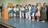 Podziękowanie za wyjątkowe zaangażowanie w walkę z pandemią dla pracowników Mazowieckiego Szpitala Specjalistycznego w Radomiu - zdjęcia