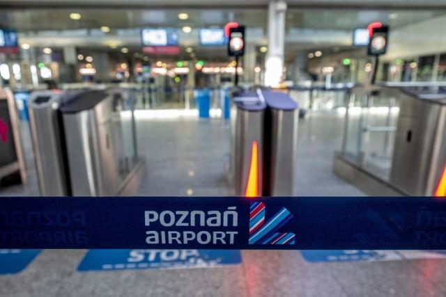 Punkty testowania na COVID-19 będą działać na parkingu przy lotnisku Ławica