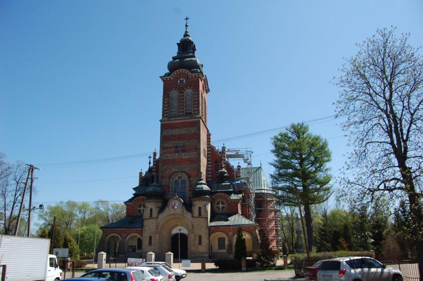 Kościół parafialny w Ryglicach