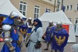 Święto Wojciechowe 2019. Opolscy rycerze opanowali centrum miasta. Krakowską przemaszerowali szkoccy dudziarze [ZDJĘCIA]