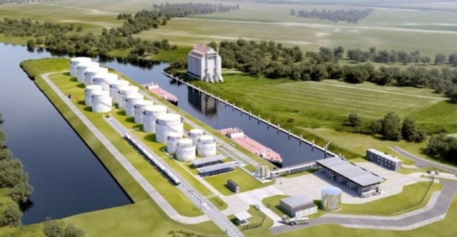 Tak ma wyglądać kozielski port po inwestycji warte 400 mln zł.