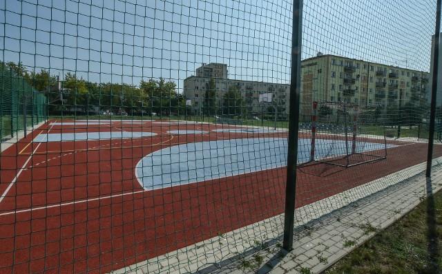Ratusz chce, by boiska wielofunkcyjne były czynne również po godzinach, w których korzystają z nich uczniowie danej szkoły.