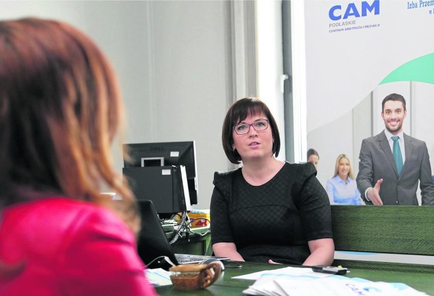 Mediatorzy radzą przedsiębiorcom. W sądzieMediacje to rozwiązanie nie tylko dla przedsiębiorców - mówi Małgorzata Perkowska