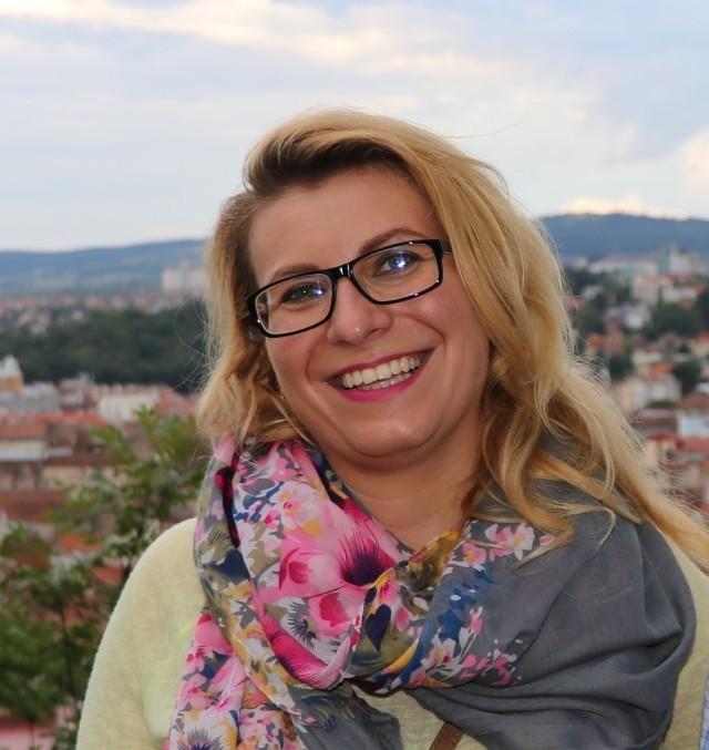 Katarzyna Czerlunczakiewicz z Biura Miejskiego Konserwatora Zabytków