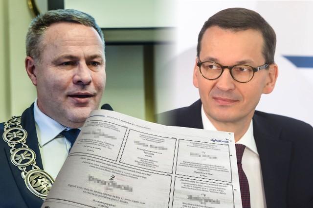 Zamierzam po każdym śmiertelnym wypadku na DK nr 10 wycinać nekrologi i wysyłać je do premiera - zapowiada prezydent Rafał Bruski