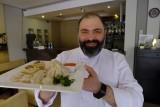 """Restauracja """"Za Wisłą"""" w Kaszczorku działa pełną parą. Ukraińskie pierogi dają radę! """"Ratują nas stali klienci. Dziękujemy!"""""""