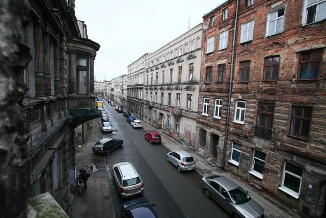 Wybrano wykonawców rewitalizacji kamienic przy Włókienniczej w Łodzi