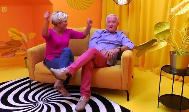 """Iwona i Gerard w nowym programie. To odpowiedź TVP na """"Gogglebox""""?"""