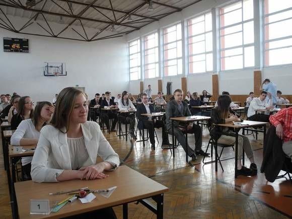 Egzamin gimnazjalny 2015.