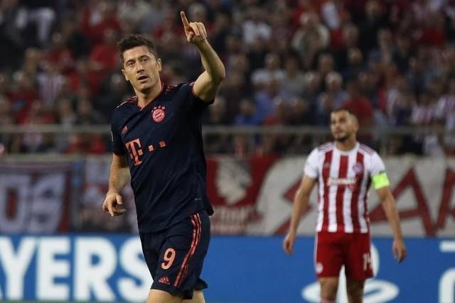 Liga Mistrzów. Bayern Monachium – Olympiakos Pireus na żywo. Relacja live z meczu fazy grupowej Ligi Mistrzów: Bayern Monachium – Olympiakos Pireus. Relacja ze spotkania rozpocznie się w środę 6 listopada o godzinie 18:55.