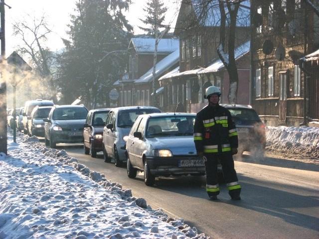 4-klasista potrącony na przejściu dla pieszych