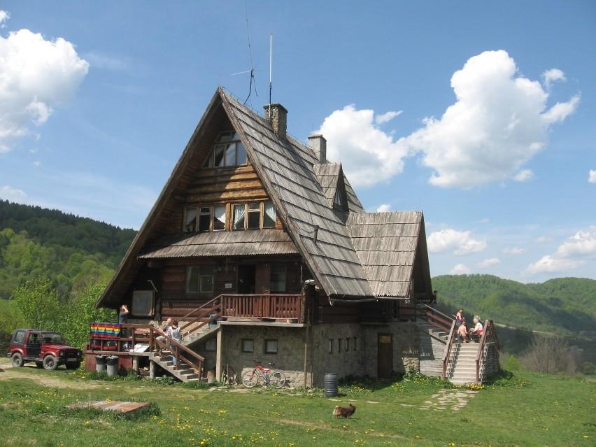 Schronisko na Jaworzcu.