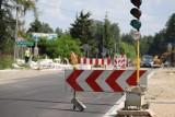 Budowa ronda w Balinie. Uwaga na utrudnienia w ruchu u zbiegu DK 72 z DW 473