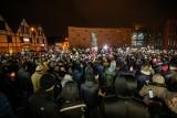 Światełko do Nieba w Bydgoszczy dla śp. Pawła Adamowicza, prezydenta Gdańska [zdjęcia]