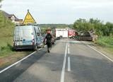 Ruś: Traktor przygniótł kierowcę. Mężczyzna zginął na miejscu