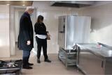 Gigantyczna patelnia i kotły. W kieleckiej szkole mają nową kuchnię zamiast pieca z fajerkami [ZDJĘCIA]