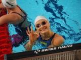 Pływanie. Na Oli Urbańczyk można polegać jak na Zawiszy
