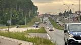 Trzeźwy poranek w Kleosinie. Policja kontroluje kierowców na Zambrowskiej (zdjęcia)