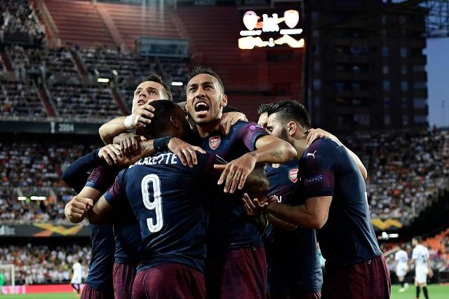 Arsenal wyeliminował Valencię
