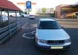 Na pustym parkingu też można znaleźć autodrania