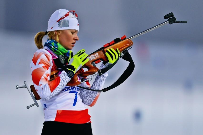 W dwóch olimpijskich występach Weronice Nowakowskiej...