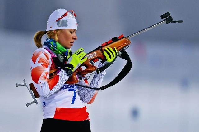 W dwóch olimpijskich występach Weronice Nowakowskiej zabrakło do medalu jednego celnego strzału: w biegu długim w Vancouver była 5., w sprincie w Soczi - 7.
