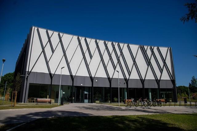 Biblioteka Uniwersytetu w Białymstoku  już gotowa