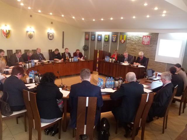 Rada Powiatu Łowickiego