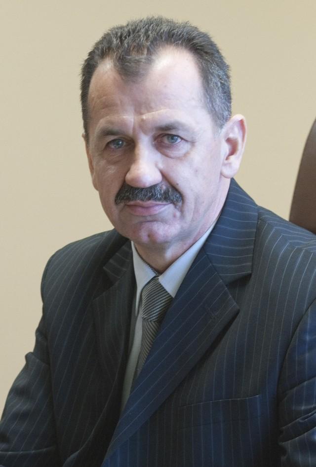 Prezes Bacławski.
