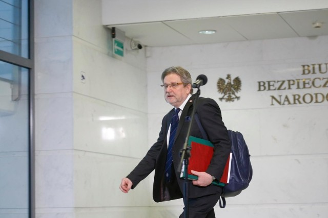 Oficjalnym powodem rezygnacji są problemy zdrowotne Jarosława Pinkasa.