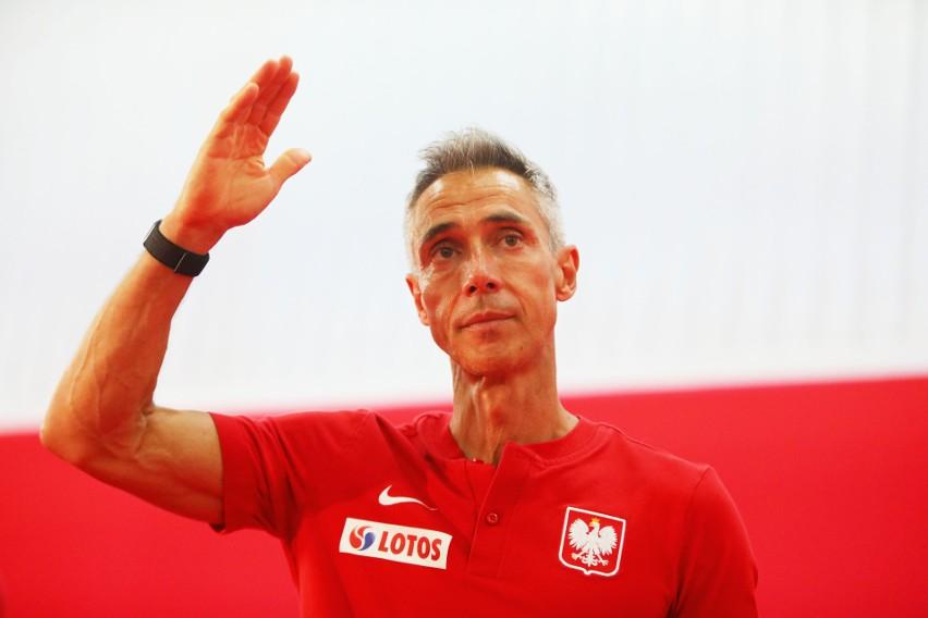 Paulo Sousa przed meczem Polska - Słowacja: Będziemy obecni na boisku w imieniu wszystkich Polaków!