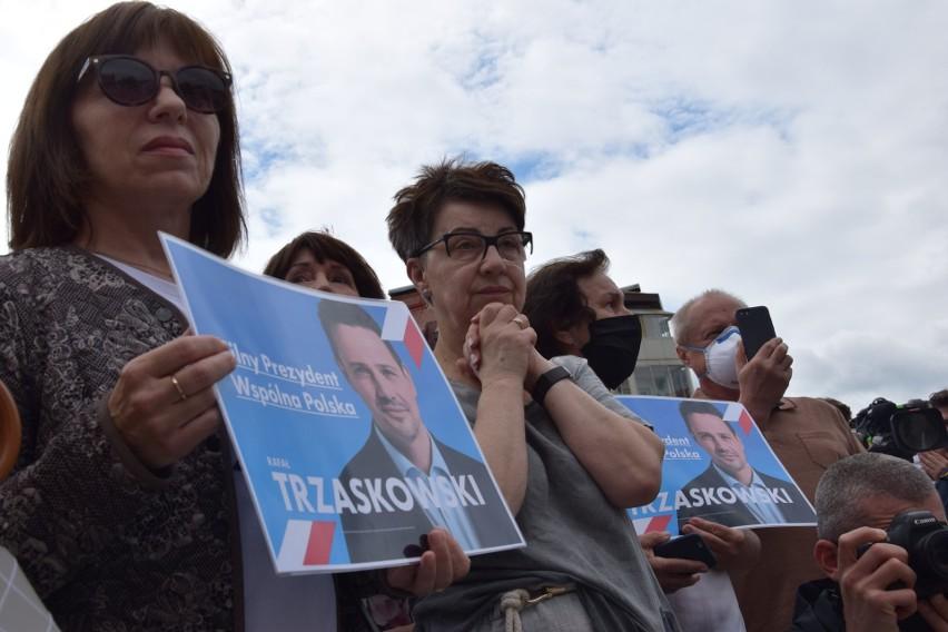 Rafał Trzaskowski przemierzył tysiące kilometów, aby spotkać się z każdym wyborcą