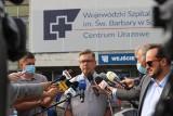 Makabryczny wypadek Fabio Jacobsena na Tour de Pologne. Sprawca przeprasza. Kolarz ma ciężkie urazy twarzy