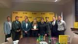 Panthers Wrocław uhonorowani przez zarząd województwa